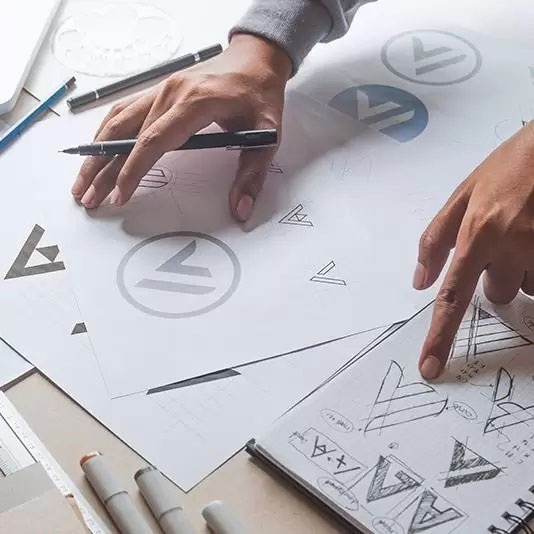 hobits-technologies-logo-design-lakeland-1